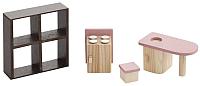 Комплект аксессуаров для кукольного домика Paremo Кухня / PDA517-02 -