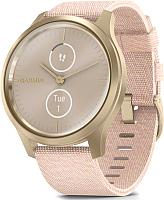 Умные часы Garmin Vivomove Style / 010-02240-22 (золото) -