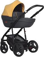 Детская универсальная коляска Riko Aicon 3 в 1 (06/желтый) -