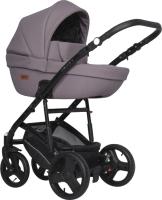 Детская универсальная коляска Riko Aicon Pastel 3 в 1 (02/лаванда) -