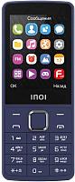Мобильный телефон Inoi 281 (темно-синий) -