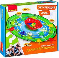Настольная игра Bondibon Дальний прыжок / ВВ2408 -