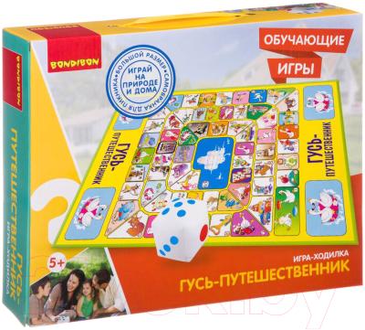Настольная игра Bondibon Гусь-путешественник / ВВ2608