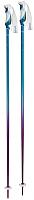 Горнолыжные палки Komperdell Alpine Universal Rebelution / 1329202-04 (р.125, синий/фиолетовый) -