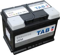 Автомобильный аккумулятор TAB OEM 75 R / 299075 (75 А/ч) -