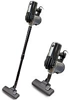 Вертикальный пылесос Ginzzu VS117 (черный/серый) -