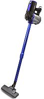 Вертикальный пылесос Ginzzu VS117 (черный/синий) -