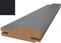 Коробка ProfilDoors Модерн Престиж 3.3x10x220 (черный матовый) -