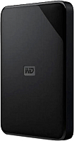 Внешний жесткий диск Western Digital Elements SE Portable 1TB (WDBEPK0010BBK) -