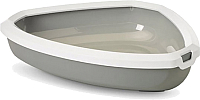 Туалет-лоток Savic Rincon 201700WG (серый) -