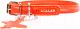 Ошейник Collar Glamour 22264 (оранжевый) -