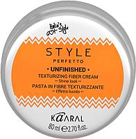 Паста для укладки волос Kaaral Style Perfetto Unfinished текстурирующий (80мл) -
