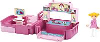 Кукольный домик EFKO Детская комната / 32222EF-CH -