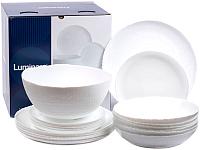 Набор столовой посуды Luminarc Ammonite White P9103 -