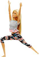 Кукла Barbie Made to move. Йога / FTG80/FTG81 -
