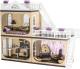 Кукольный домик Огонек Коллекция / С-1292 (без мебели) -