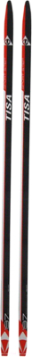 Лыжи беговые Tisa Sport Step Red / N91018 (р.197)