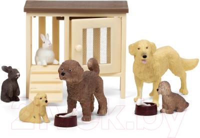 Комплект аксессуаров для кукольного домика Lundby Домашних животных / LB-60807500