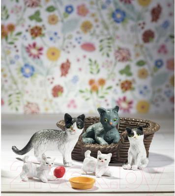 Комплект аксессуаров для кукольного домика Lundby Кошачья семья / LB-60807300