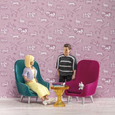 Комплект аксессуаров для кукольного домика Lundby Кресла для кукольного домика / LB-60305900