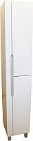 Шкаф-пенал для ванной СанитаМебель Сизаль 54.350 R -