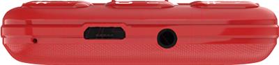 Мобильный телефон Maxvi K18 (красный)
