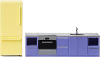 Комплект аксессуаров для кукольного домика Lundby Для кухни / LB-60305500 -