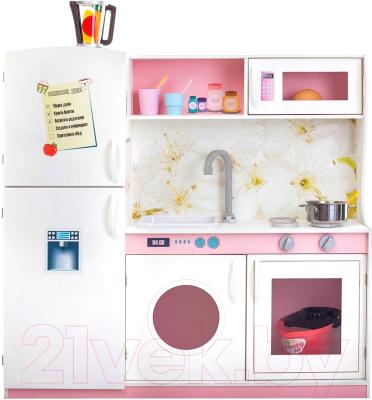 Детская кухня Paremo Фиори бьянка / PK218
