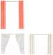 Комплект аксессуаров для кукольного домика Lundby Набор из трех видов штор / LB-60403600 -