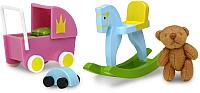 Комплект аксессуаров для кукольного домика Lundby Игрушки для детской / LB-60509100 -