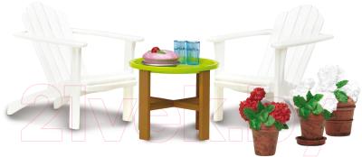 Комплект аксессуаров для кукольного домика Lundby Садовый комплект / LB-60304900