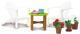 Комплект аксессуаров для кукольного домика Lundby Садовый комплект / LB-60304900 -