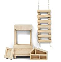 Комплект аксессуаров для кукольного домика Lundby Игрушки / LB-60906500 -