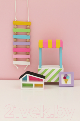 Комплект аксессуаров для кукольного домика Lundby Игрушки / LB-60906500