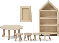 Комплект аксессуаров для кукольного домика Lundby Столовая / LB-60906300 -