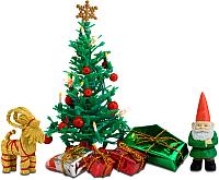 Комплект аксессуаров для кукольного домика Lundby Рождественский набор / LB-60604700 -