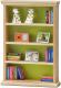 Комплект аксессуаров для кукольного домика Lundby Книжный шкаф / LB-60305000 -