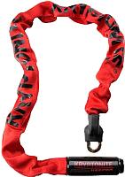 Велозамок Kryptonite Chains Keeper / 785 (красный) -
