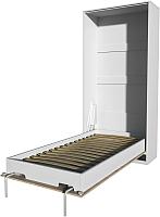 Шкаф-кровать Интерлиния Innova V90 (вудлайн/белый) -