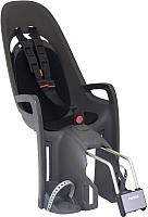 Детское велокресло Hamax 2019 Zenith / HAM553034 (серый/черный) -