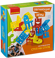 Настольная игра Bondibon Стул на стуле / ВВ3568 -