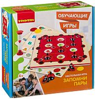Настольная игра Bondibon Запомни пары / ВВ3623 -