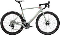 Велосипед BMC Roadmachine 01 One Sram Red AXS 2020 / 301827 (56, зеленый/красный/черный) -