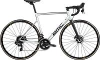 Велосипед BMC Teammachine Alr Disc One Sram Force AXS 2020 / 302028 (54, серебристый/черный/карбон) -