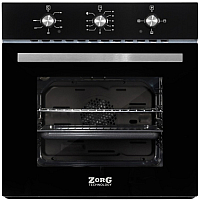 Электрический духовой шкаф Zorg Technology BE4 BL -