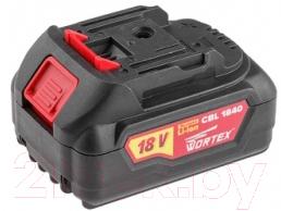 Аккумулятор для электроинструмента Wortex CBL 1840
