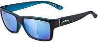Очки солнцезащитные Alpina Sports Kacey / A85233-33 (черный/синий) -