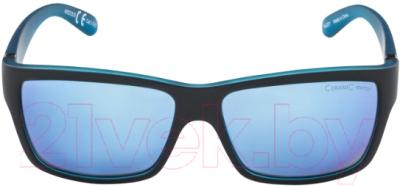 Очки солнцезащитные Alpina Sports Kacey / A85233-33 (черный/синий)