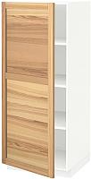 Шкаф-полупенал кухонный Ikea Метод 892.260.72 -