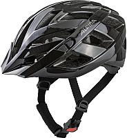 Защитный шлем Alpina Sports Panoma Classic / A97031-30 (р-р 52-57, черный) -